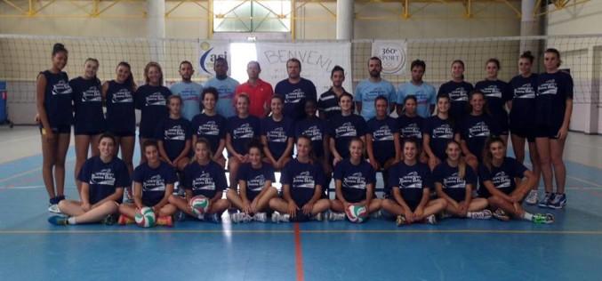 Concluso il ritiro Riviera Volley Rimini
