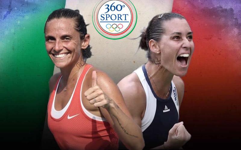 Finale US OPEN tutta azzurra: Pennetta-Vinci.