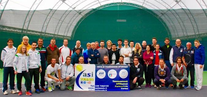 Corso di formazione per diventare Istruttori di Tennis