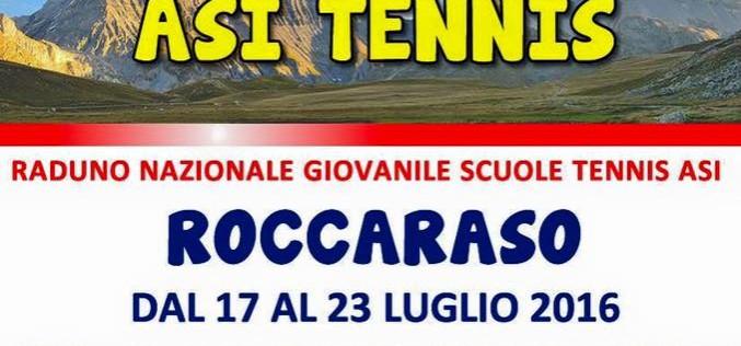 Centri Estivi ASI Tennis 2016