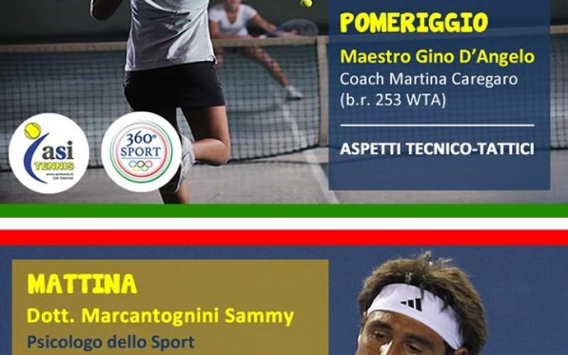 Stage ASI Tennis a Vigevano (PV)