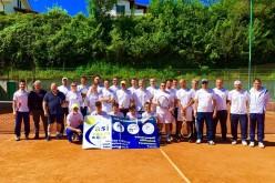 Nuovi Istruttori di Tennis ASI formati al TC Garden Village