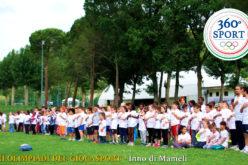 Mini Olimpiadi del Giocasport a Piandimeleto: un successo!