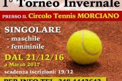 Il 1° Torneo invernale 360 Sport a Morciano entra nelle fasi calde