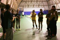 Le pallavoliste 360 Sport alla prova nell'amichevole contro Volley Peglio