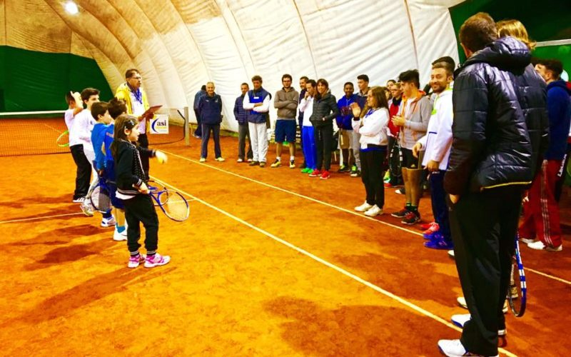 30 Istruttori ASI Tennis formati al CT Morciano di Romagna