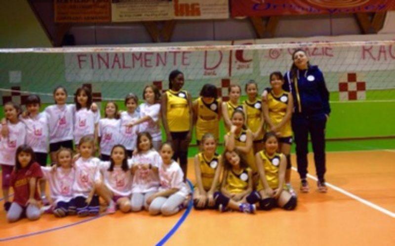 360 Sport – Mini Volley in festa, amichevole contro l'Urbania