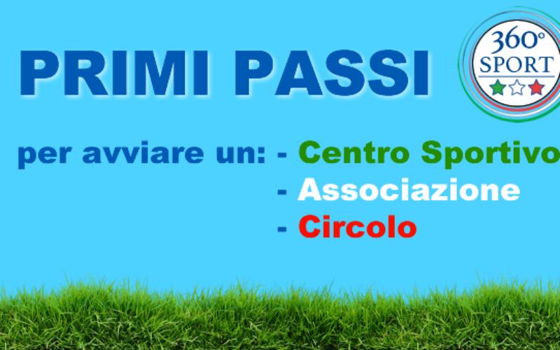 Primi Passi per aprire un Centro Sportivo