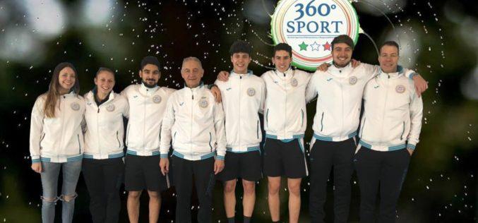 Cascate di vittorie nei Campionati a Squadre FIT per la 360 Sport