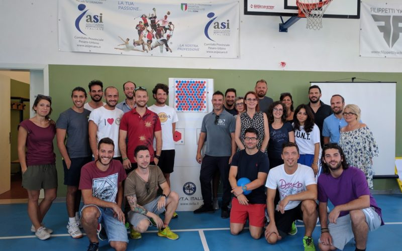 Da Udine a Bari, tutta Italia al corso Sport Vision con ASI e 360 Sport