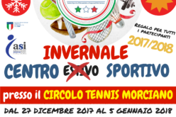 Centro Invernale Sportivo al CT Morciano