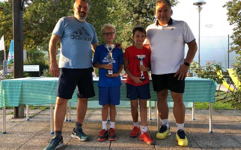 Una settimana di grande tennis a Morciano: ecco i vincitori del Torneo Giovanile e del doppio TPRA maschile