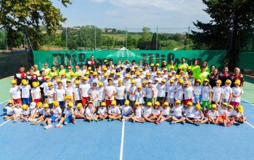 Morciano – Ai nastri di partenza i corsi di tennis per bambini, ragazzi e adulti – Prove gratuite nelle giornate di sabato 15 e domenica 23 settembre