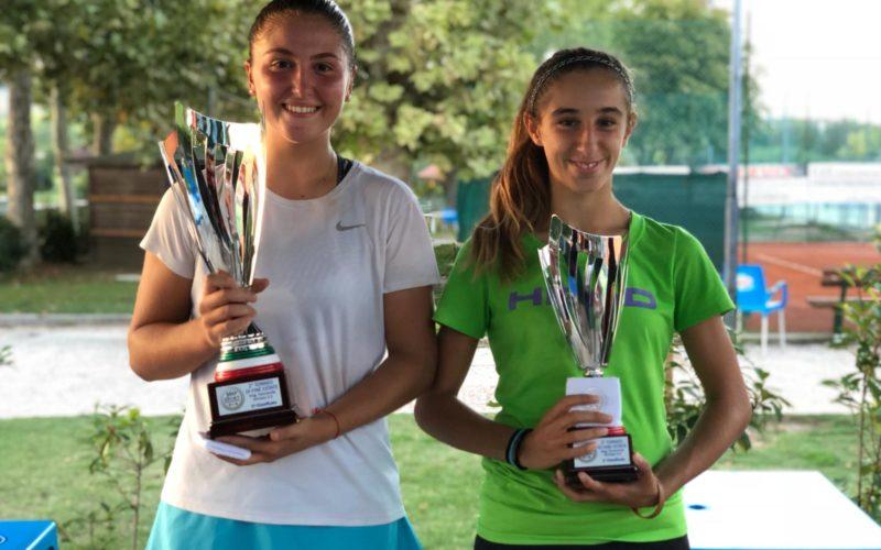 Settembre mese ricco di appuntamenti per il Ct Morciano – Oltre 50 i tennisti in campo per il 3° Torneo Giovanile FIT – Carlotta Mercolini regina del Torneo di fine estate