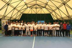 Da tutta Italia per partecipare ai corsi di 360 Sport dedicati ai futuri istruttori di tennis