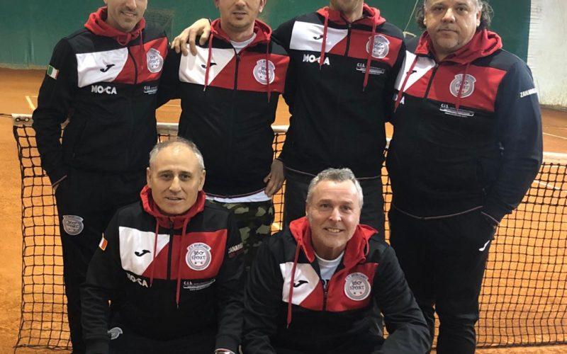 Weekend positivo per il Ct Morciano: il team maschile 'Nonantola' ribalta il pronostico e batte il Ct Cerri; Pretelli e Cervellieri a segno sui campi di Coriano
