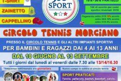 Antica Fiera di San Gregorio: presentazione dei centri estivi sportivi e prove gratuite per i più piccoli