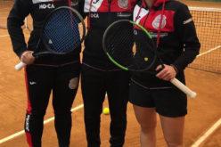 Tre vittorie per il Circolo Tennis Morciano nel weekend dei campionati regionali invernali di tennis: il team maschile e il team femminile 'Nonantola' strappano il pass per la fase successiva
