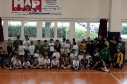 La squadra di Dodgeball di 360 Sport in trasferta a Barbiano di Cotignola: intervista al capitano Elia