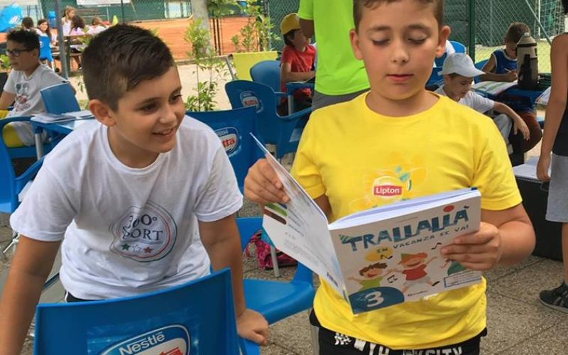 """Sabato mattina """"A scuola di sport"""": il progetto del Circolo Tennis di Morciano per dare una risposta ai bambini delle scuole elementari e alle loro famiglie"""