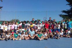 I '360 Kids' incontrano Stefano Galvani, in passato tra i primi 100 tennisti del mondo – A Morciano va in scena il torneo di fine estate dedicato ai più piccoli