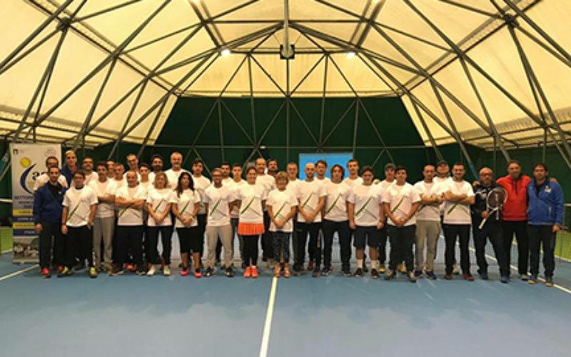 A Morciano di Romagna tornano i corsi di formazione per istruttori nazionali di tennis