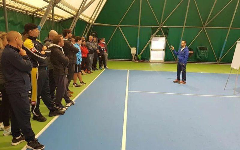 I futuri istruttori di tennis e beach – tennis nazionali si formano a Morciano di Romagna