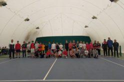 Novembre: tempo di amichevoli per le racchette del circolo tennis di Morciano di Romagna