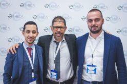 Il presidente di '360 Sport' Angelo Vicelli tra i fondatori di Ethica Center, il nuovo centro per i servizi alla persona inaugurato a Fano