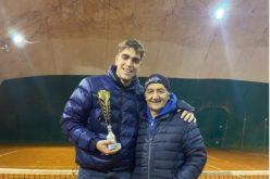 Circolo Tennis Morciano: Tommaso Morotti in evidenza ad Ancona