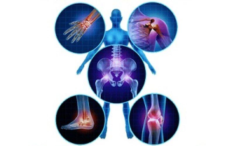 Болевые точки на коленном суставе- VAVGR