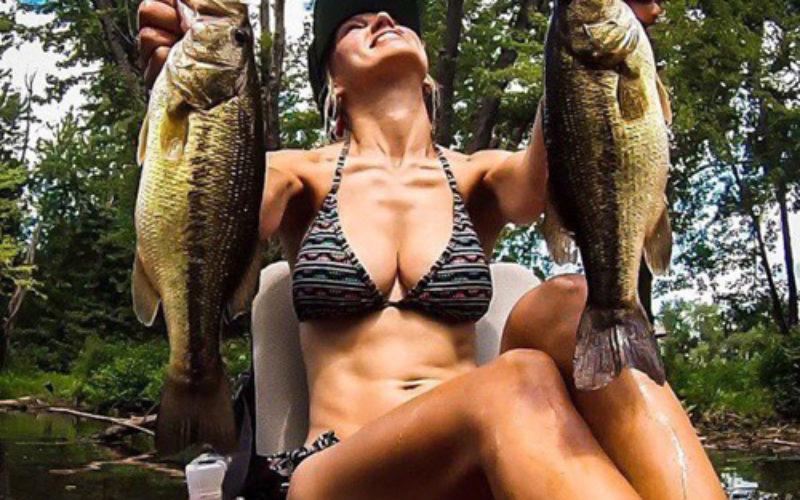 Ловля рыбы летом на вымя- FIMYL