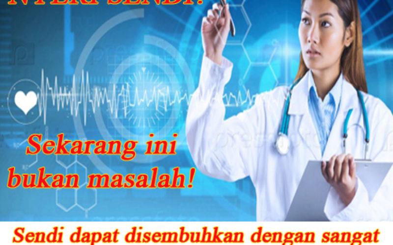 Obat Tradisional Sakit Sendi Kaki- GMEMG